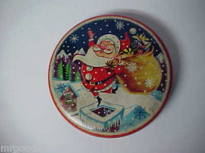 Old England HOLLANDS Toffee Candy Christmas Tin