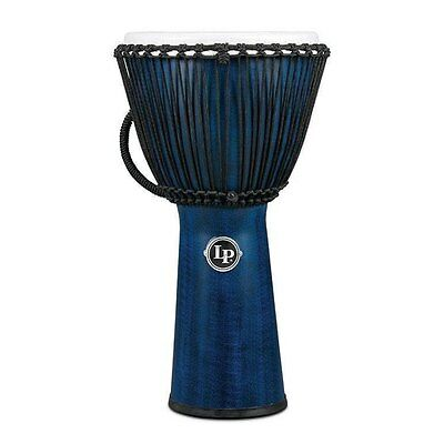 LP Latin Percussion LP724B Djembe 11'' - FX Rope Blue/Synthetic