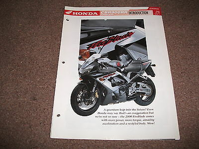 HONDA CBR900RR 929 the complete essential superbike file