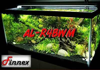 "Finnex FugeRay Planted+ AL-R48WM Aquarium 48"" LED 36w Lighting Fixture"