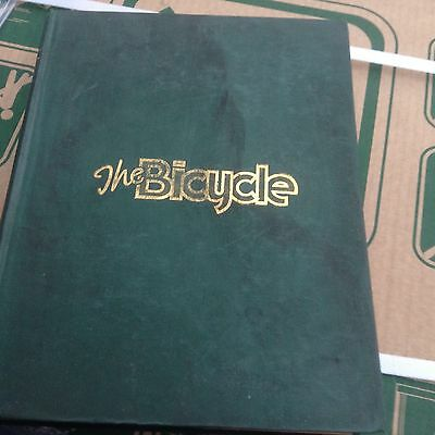The Bicycle magazine bound volume 12 July to Dec 1941 with covers and ads superb