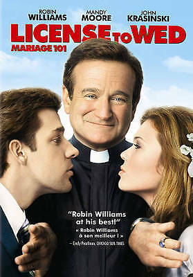 License to Wed (DVD Movie) DVD