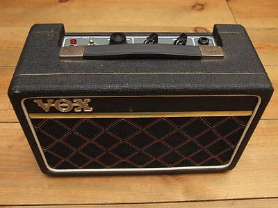 ** VOX Escort * Vintage 70ies Mini-Amp * Made in England **