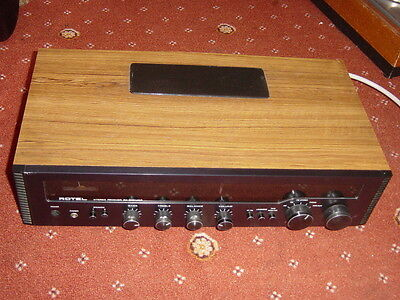 Rotel stereo receiver RX 202MKII