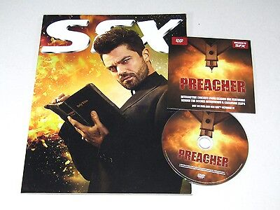 SFX Magazine Issue 274 PREACHER with Interactive DVD (Rare Text-Free Cover)