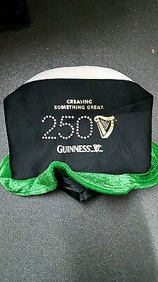 75% off christmas sale guinness  Paddy'sDay 2009 250 year Hat rrp 4.99