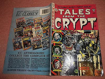 Terror***tales From The Crypt***comic***heft***nr.1