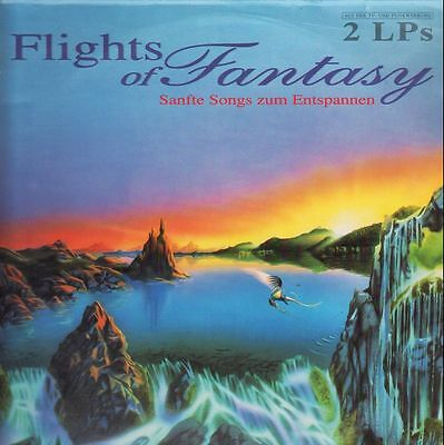 Flights of Fantasy Various Columbia 2xVinyl LP