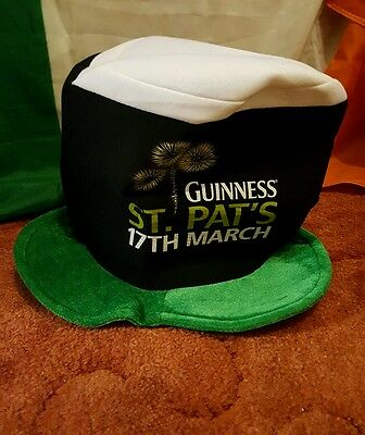 75% off christmas sale Paddy's Day Novelty Hat. Pub rrp5.99