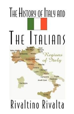 NEW The History Of Italy And The Italians by... BOOK (Paperback / softback)
