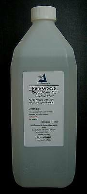 """CLEARAUDIO - AC-048 """"PURE GROOVE"""" - 1.0ltr - RECORD CLEANING - LP-REINIGUNG"""