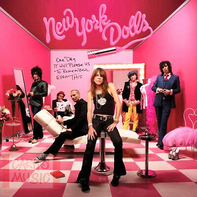 One Day It Will Please Us to Remember Even This by New York Dolls (Vinyl, Nov...