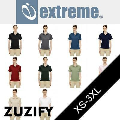 Extreme Ladies Performance Pique Polo Shirt. 75046