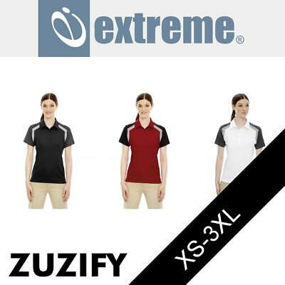 Extreme Ladies Edry Performance Polo Shirt. 75065