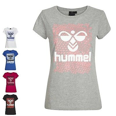 Hummel Womens Hexagon SS TEE