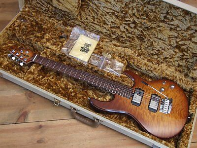** Music Man USA Silhouette 20th Anniversary Limited Edition **