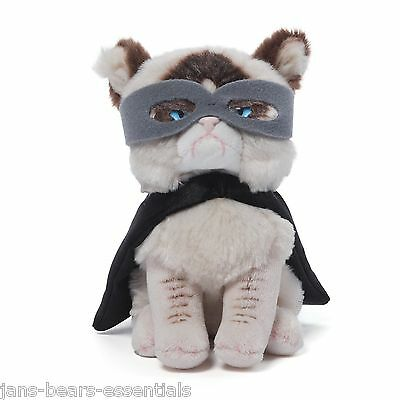 Gund - Grumpy Cat Superhero - 5""