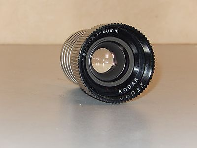 60mm  (Gives a Big Picture ) Kodak Carousel lens