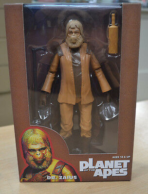 NECA Action Figures Series 1 Dr Zaius Figure from Planet of the Apes