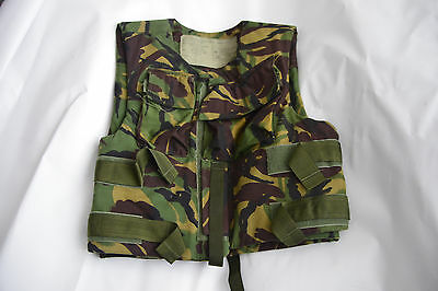 BRITISH ARMY millitary Bullet proof vest + FILLER 170/112 BODY ARMOUR L/W MK1