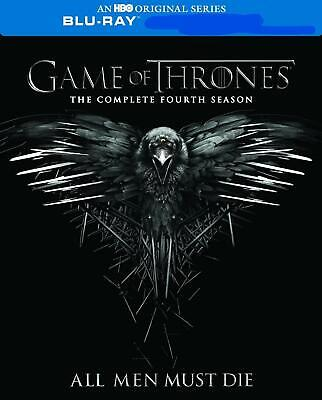 Game of Thrones The Complete Fourth 4 4th Season (Blu-ray Disc 2015 4-Disc Set)