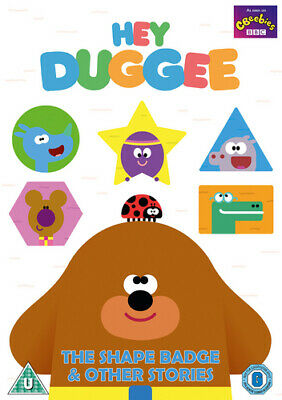 Hey Duggee: The Shape Badge and Other Stories DVD (2017) Grant Orchard