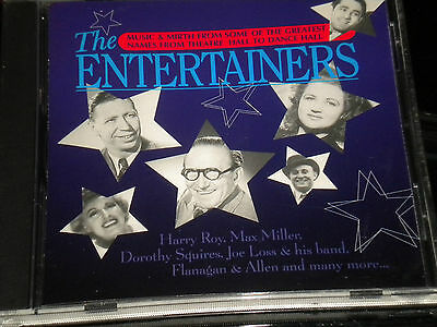 The Entertainers - Various Artist - CD Album - 2000 - 16 Great Tracks
