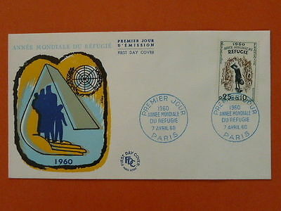international year of refugees FDC 43228