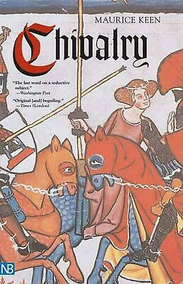 Chivalry by Maurice Keen (English) Paperback Book Free Shipping!