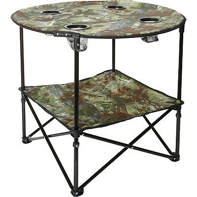 Bellino Folding Table - Camo Outdoor Accessorie NEW