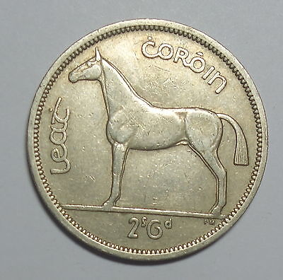 Ireland: Irish  Half Crown  1962.