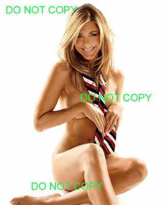 JENNIFER - 8x10 Photo - NAKED EXCEPT FOR A TIE