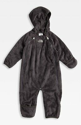 $99 The North Face  Buttery Fleece Bunting Infant Size 6-12 M