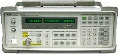 HP/Agilent 85644A 300kHz to 6.5GHz Tracking Generator Source