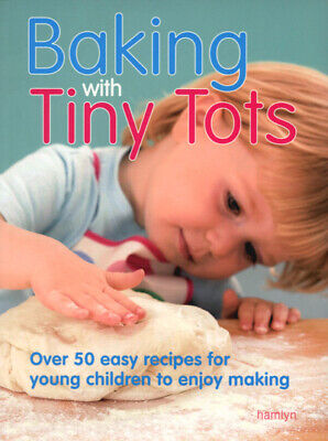 Baking with tiny tots by Becky Johnson (Paperback)