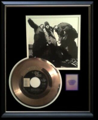 The Beastie Boys Fight For Your Right To Party Gold Record Disc Rare 45 Rpm