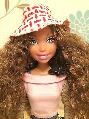 My Scene Madison Westley Barbie Doll Mattel Very Rare