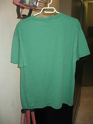 Green T-Shirt Lucky Charms Cereal Leprachaun Xl Feeling Lucky Since 1964 Used