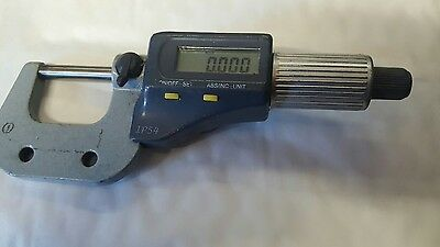 Baty Outside Electronic Micrometer 0 - 25mm