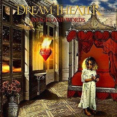 Dream Theater - Images And Words - New Vinyl Lp