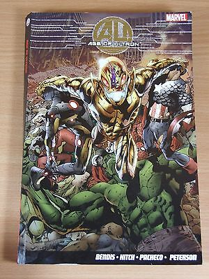 Graphic Novel Age Of Ultron