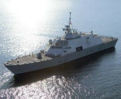 USS FREEDOM LCS-1 US United States NAVY picture poster 8x10 photo