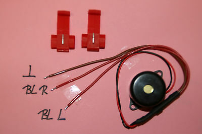 Indicator Buzzer/Flasher buzzer for Scooter - mehr Safety im Road traffic