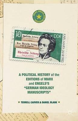 NEW A Political History Of The Editions Of Marx And Engels's... BOOK (Hardback)