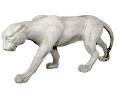 """Stalking Panther Cougar Life-size Statue Sculpture 55"""""""
