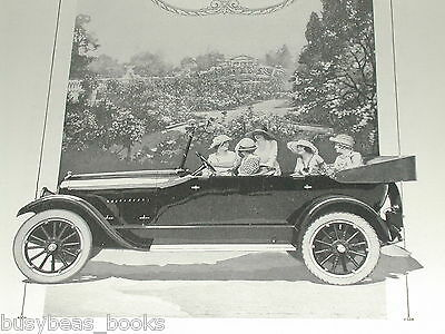 1920 Studebaker advertisement, Series 20 Special-Six, classic car