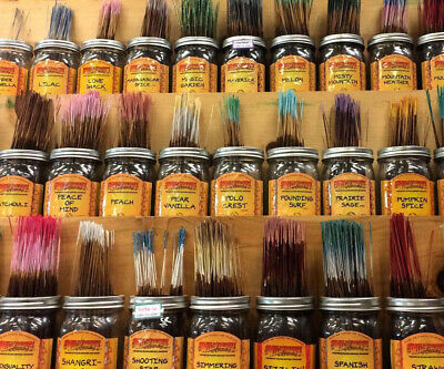 """Wildberry Incense Sticks 11"""" 25 Stick Pack - You Pick Scents (BUY 3 GET 1 FREE!)"""