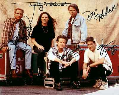 The  Eagles  Band  -  8  X  10  Signed  Glossy  Photo  Reprint