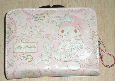 My Melody Kiss-clasp wallet purse #065