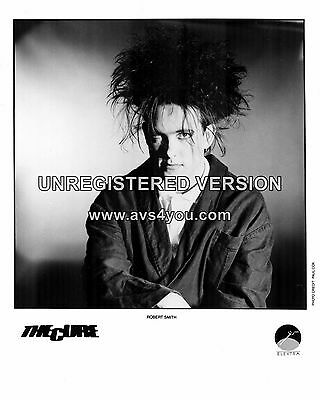 "The Cure 10"" x 8"" Photograph no1"